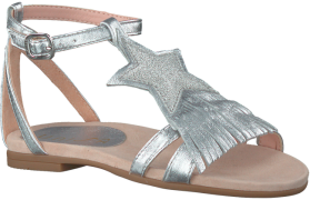 Zilveren Unisa Sandalen Lestar