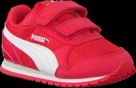 Rode Puma Sneakers St Runner V2 Mesh