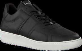 Zwarte Nubikk Lage Sneakers Yucca Cane Men